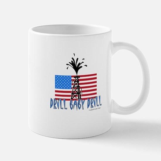 Drill Baby Drill Mug