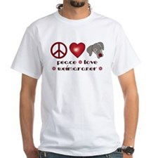 Valentine Weim Love Shirt