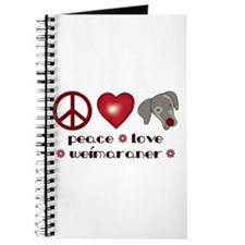 Valentine Weim Love Journal
