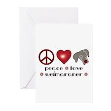 Valentine Weim Love Greeting Cards (Pk of 10)