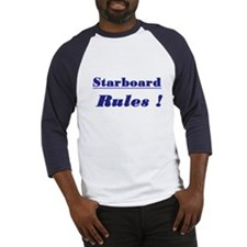 Starboard Rules Baseball Jersey