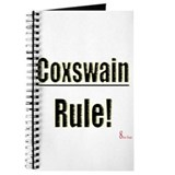 Coxswain Journals & Spiral Notebooks