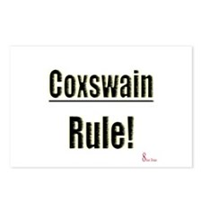 Coxswain Rule Postcards (Package of 8)