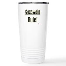Coxswain Rule Thermos Mug