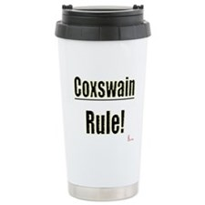 Coxswain Rule Travel Mug