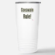 Coxswain Rule Travel Mug