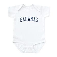 Bahamas Blue Onesie