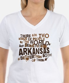 Arkansas (Funny) Gif T-Shirt