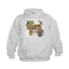 Feed the Animals Hoodie