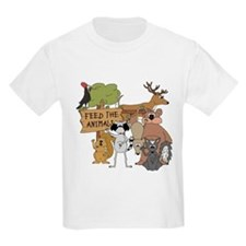 Feed the Animals T-Shirt