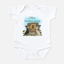 Little Outdoorsman Onesie