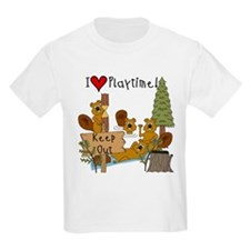 I Love Playtime T-Shirt