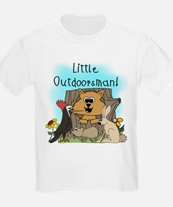 Little Outdoorsman T-Shirt