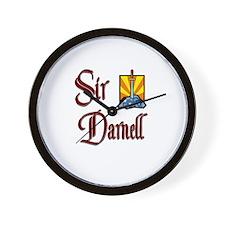 Sir Darnell Wall Clock