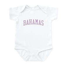 Bahamas Pink Onesie