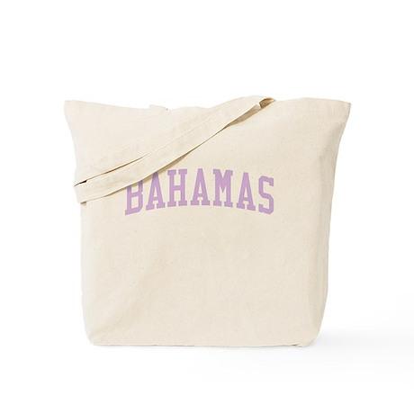 Bahamas Pink Tote Bag