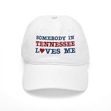 Somebody in Tennessee Loves Me Baseball Cap