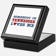 Somebody in Tennessee Loves Me Keepsake Box