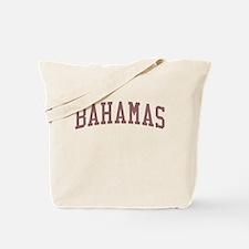 Bahamas Red Tote Bag
