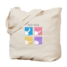 Tail Talk Tote Bag