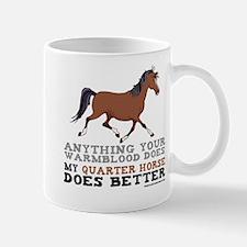 Quarter Horse Mug