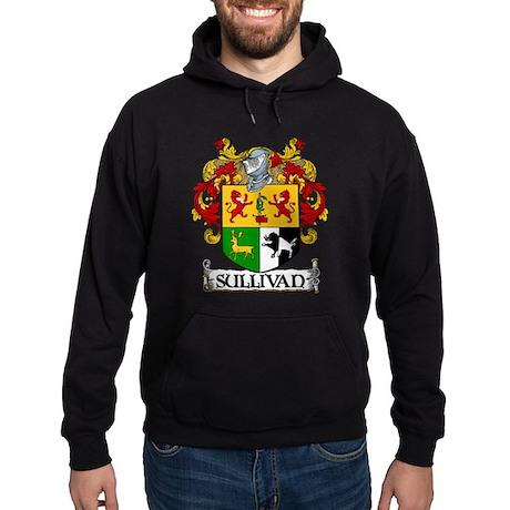 Sullivan Coat of Arms Hoodie (dark)
