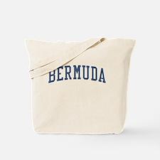 Bermuda Blue Tote Bag