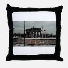 Unique Berliner Throw Pillow
