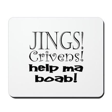 JINGS! Mousepad