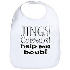 JINGS! Bib