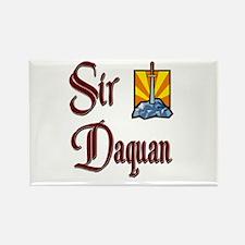 Sir Daquan Rectangle Magnet