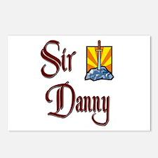 Sir Danny Postcards (Package of 8)