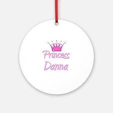 Princess Danna Ornament (Round)