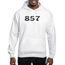 857 Area Code Hoodie
