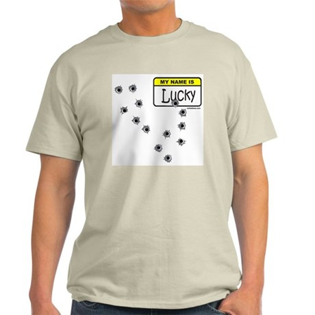 BULLET HOLE Light T-Shirt