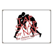 Tap Snap or Nap Banner