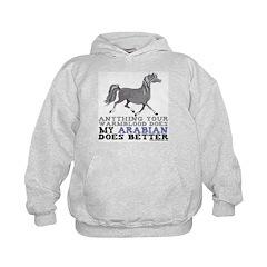Arabian Horse Hoodie