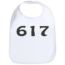 617 Area Code Bib