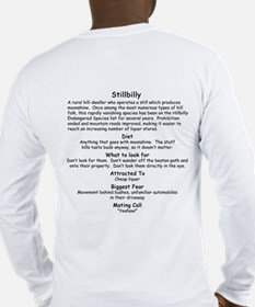Stillbilly Long Sleeve T-Shirt