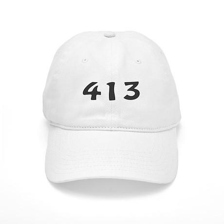 413 Area Code Cap