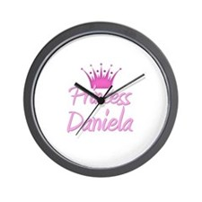 Princess Daniela Wall Clock