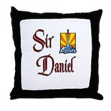 Sir Daniel Throw Pillow