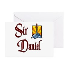 Sir Daniel Greeting Cards (Pk of 20)
