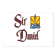 Sir Daniel Postcards (Package of 8)