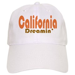 California Dreamin' Baseball Cap