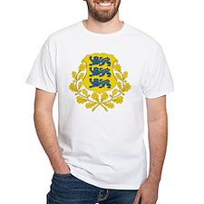 Estonia Coat Of Arms Shirt