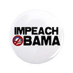 "Impeach Obama 3.5"" Button (100 pack)"