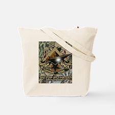 Custom Camoflauge USCB Tote Bag