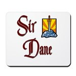 Sir Dane Mousepad