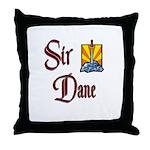 Sir Dane Throw Pillow
